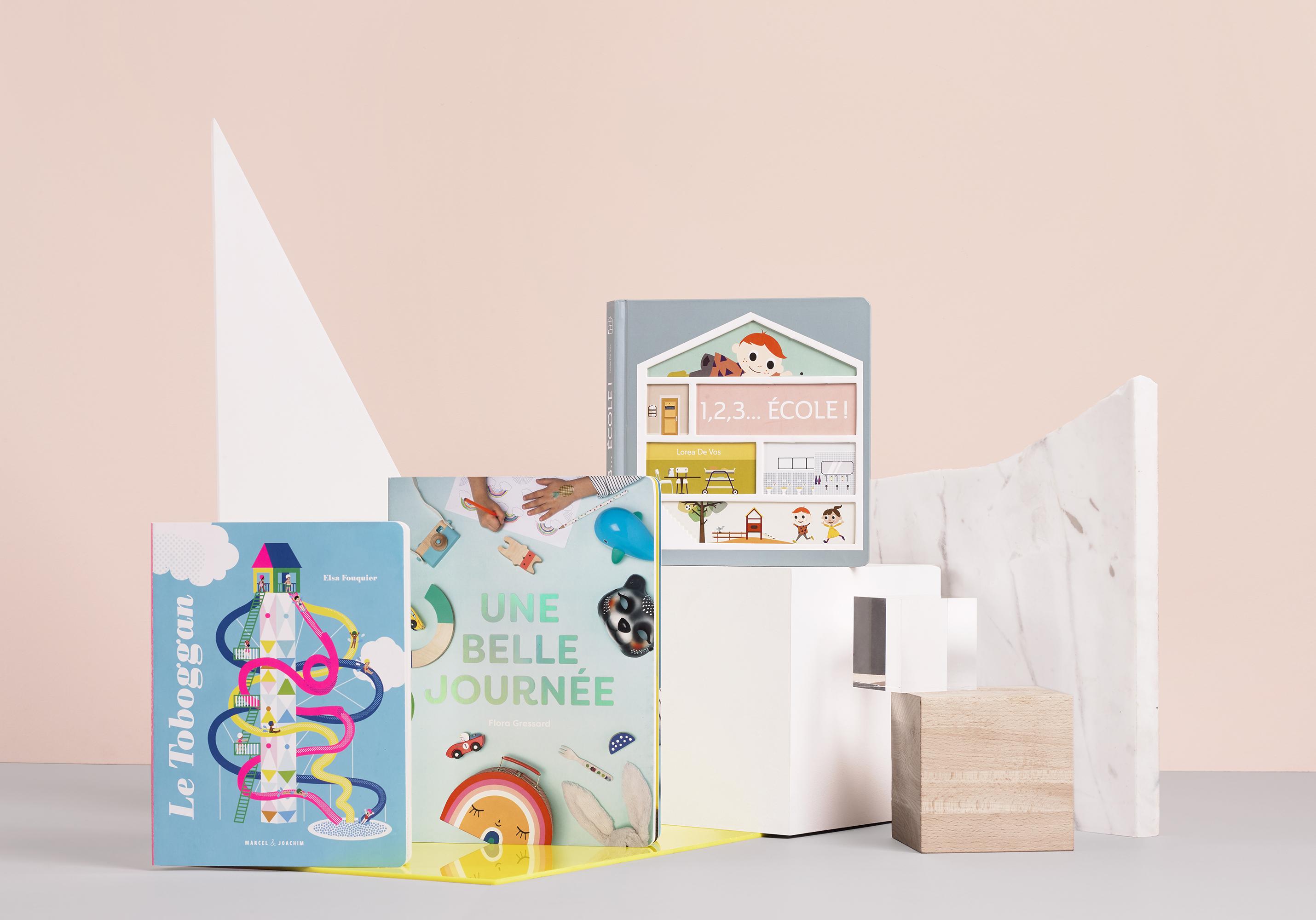 Livre cartonnés pour enfant