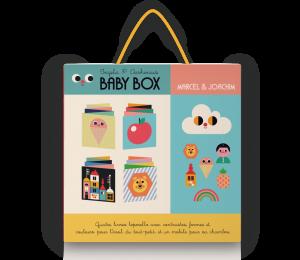LIVRE BEBE BABYBOX 1 1