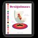 Livre animaux pour enfant Designimaux