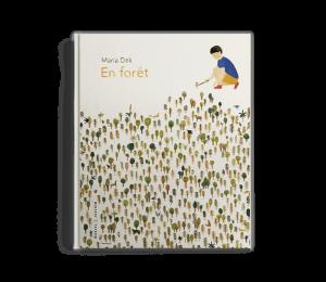 Livre pour enfant En forêt