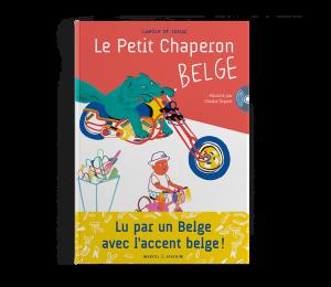 Livre CD pour enfant Le Petit Chaperon Belge