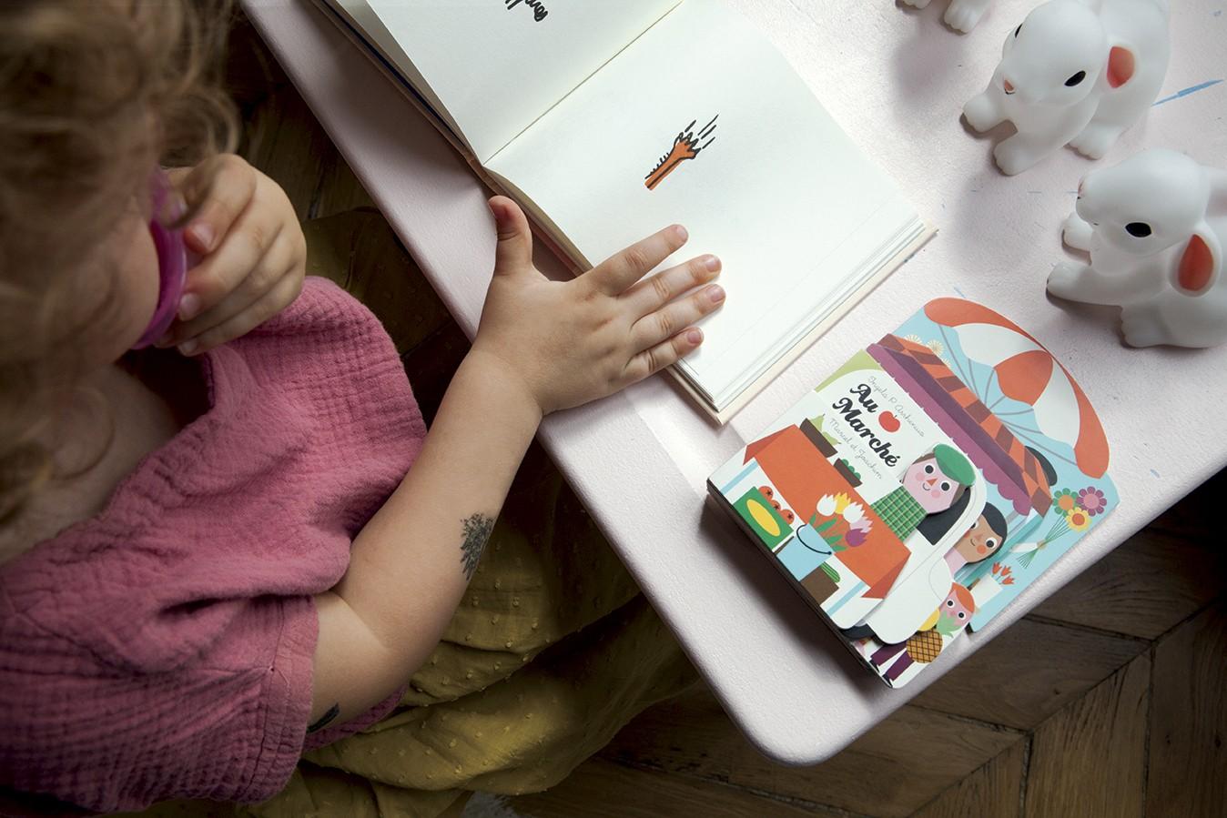 Livre pour enfant de 2 a 4 ans