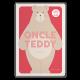 Livre bébé cartonné oncle teddy