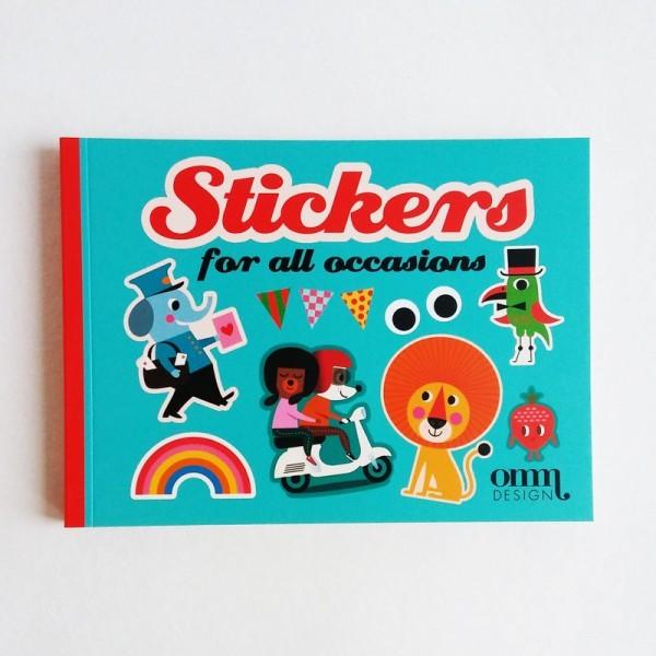 sticker pour toutes les occasions cadeau enfant adulte fun original design